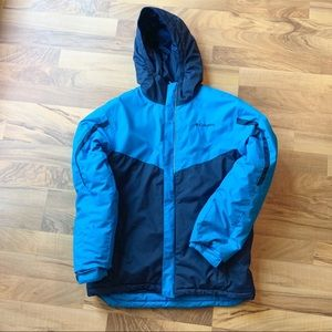 Columbia Youth Stun Run Jacket